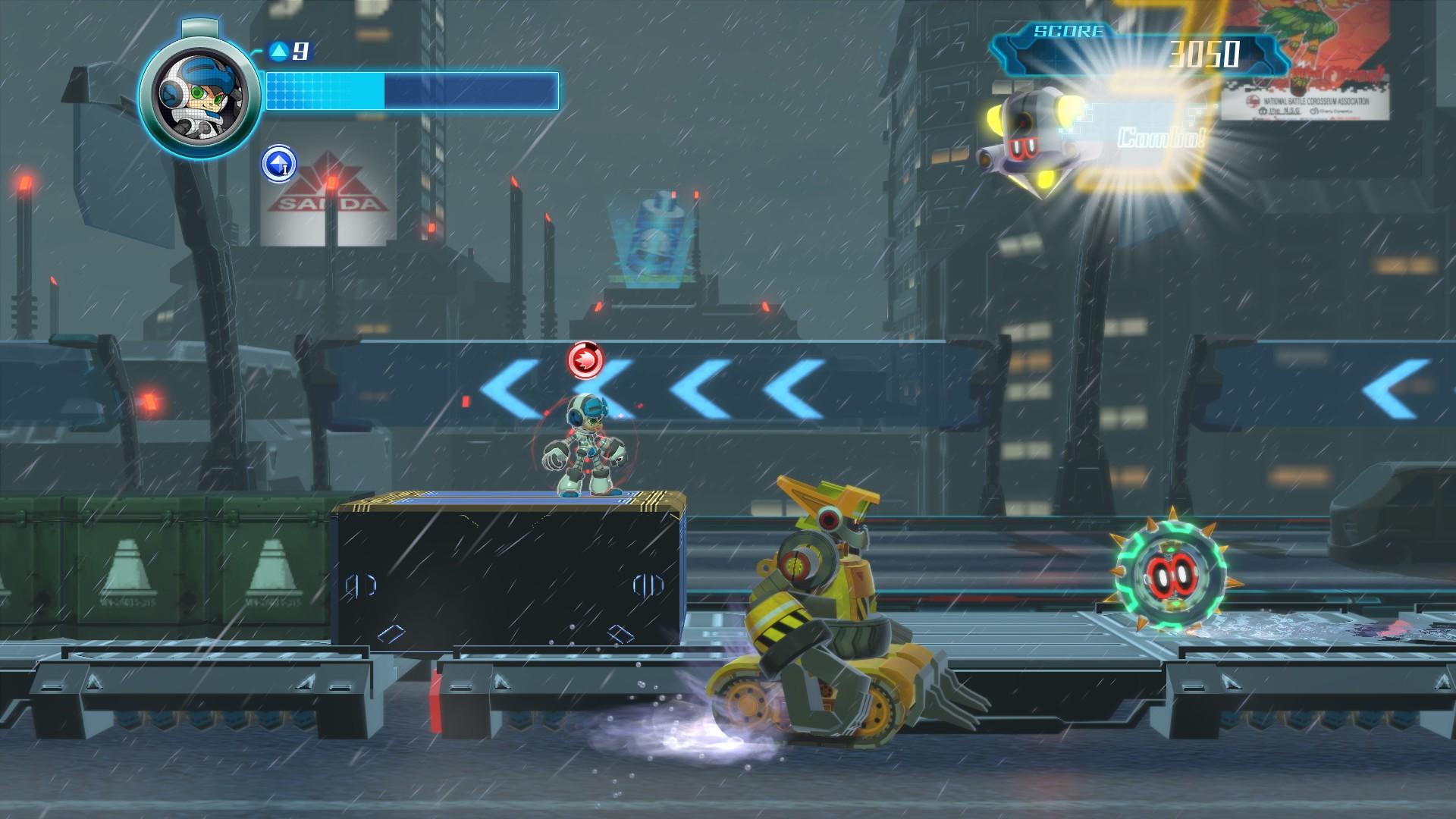 Mighty No. 9 Screenshot 3