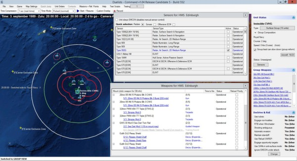 Download Command: Modern Air / Naval Operations WOTY Free download