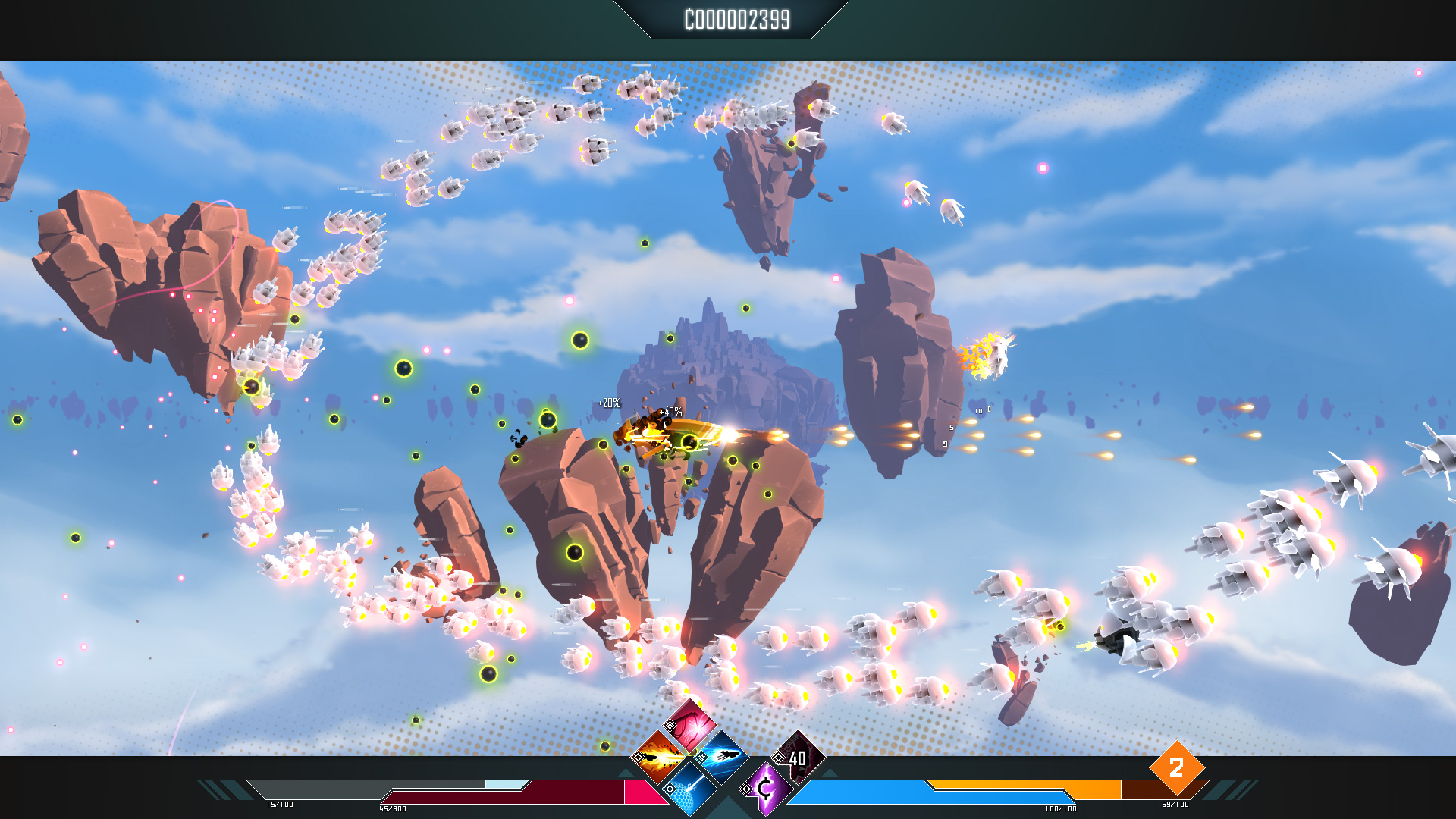 Drifting Lands Screenshot 1
