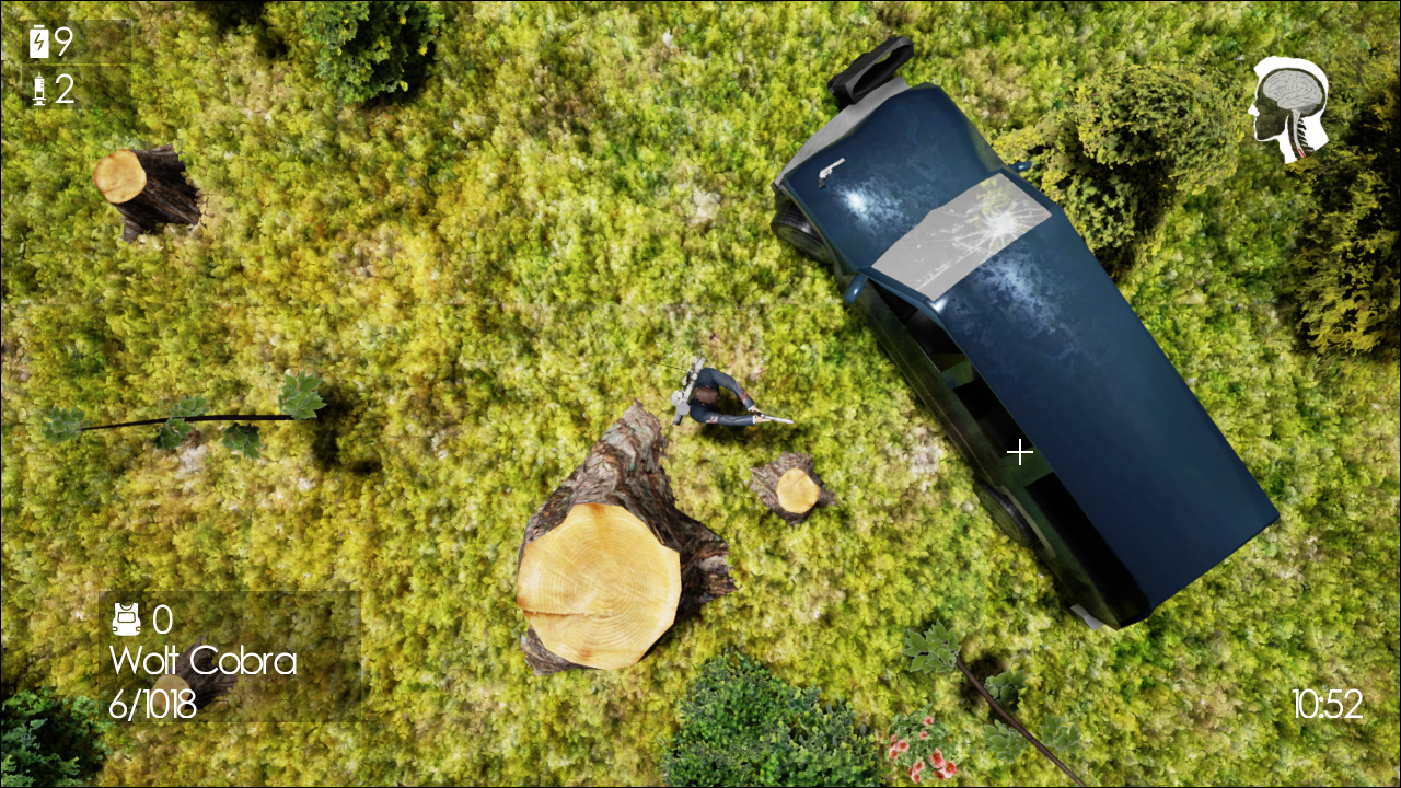 National Zombie Park Screenshot 2