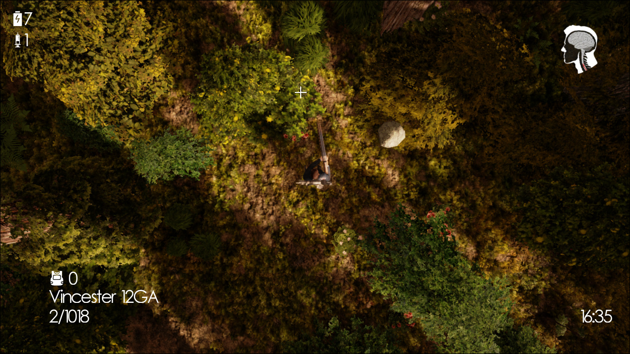National Zombie Park Screenshot 1