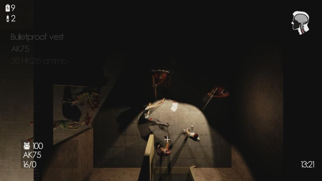 National Zombie Park Screenshot 3