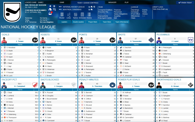 Franchise Hockey Manager 2 Screenshot 3