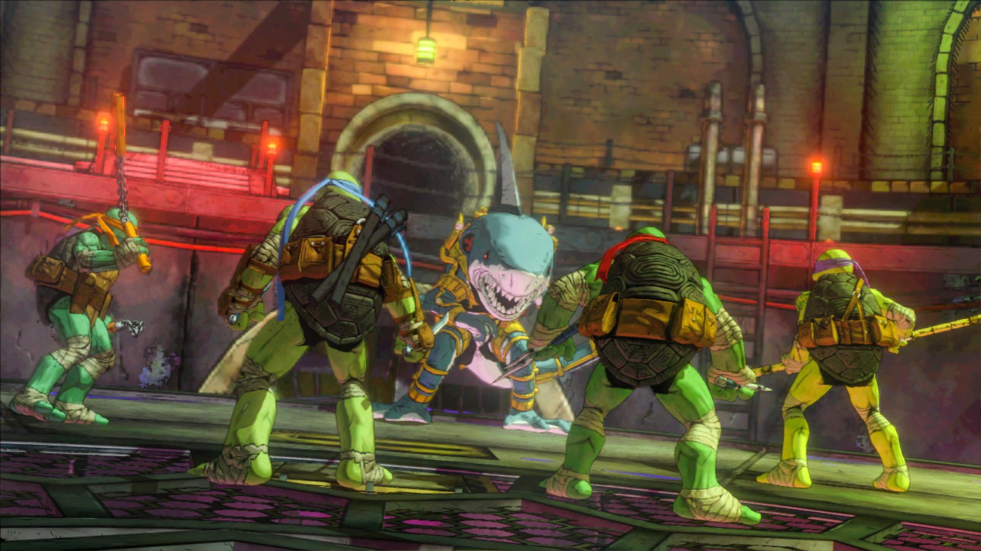 Teenage Mutant Ninja Turtles: Mutants in Manhattan Screenshot 2