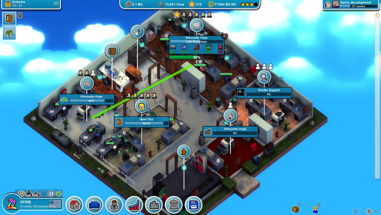 Mad Games Tycoon Screenshot 2
