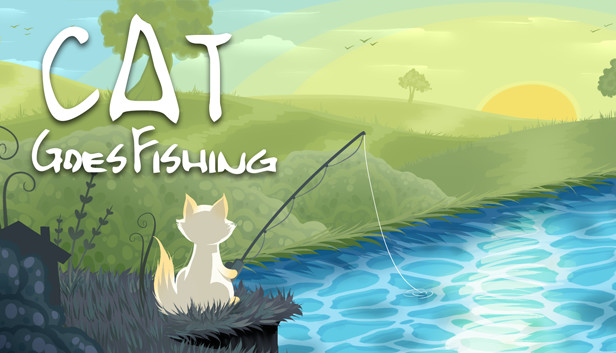 Download Cat Goes Fishing download free