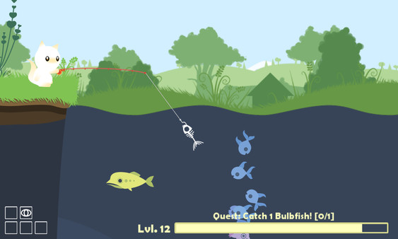 Download Cat Goes Fishing Torrent