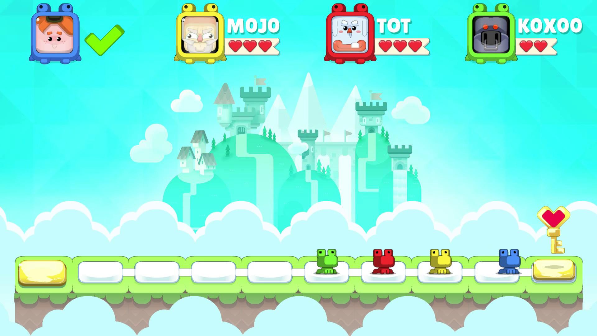 Abraca - Imagic Games Screenshot 1