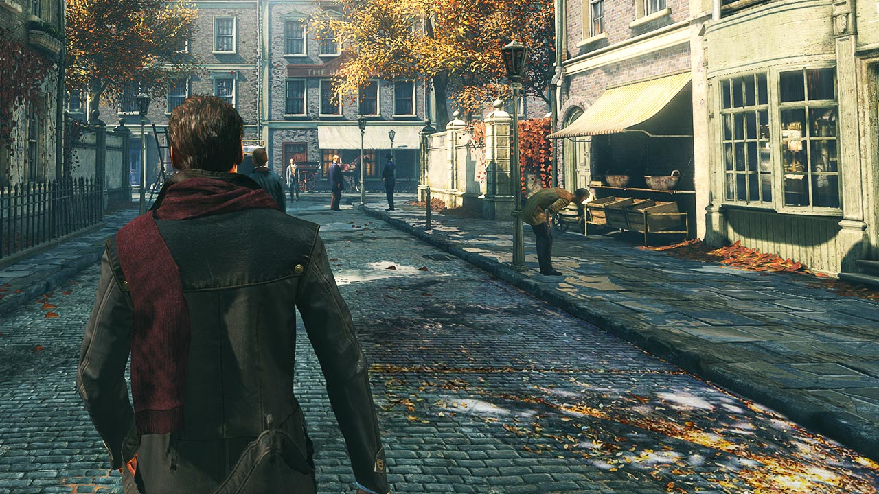Sherlock Holmes: The Devil's Daughter Screenshot 1