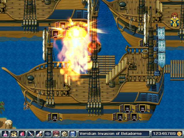 Echoes of Aetheria Screenshot 3