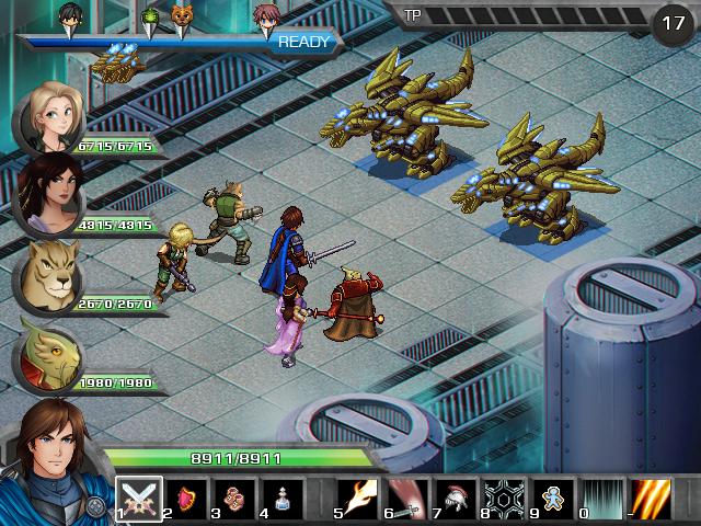 Echoes of Aetheria Screenshot 2