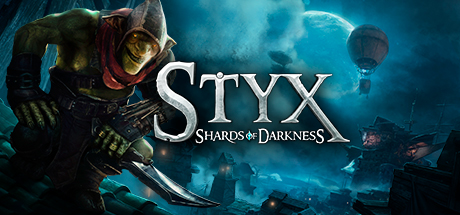 Styx Shards of Darkness Capa