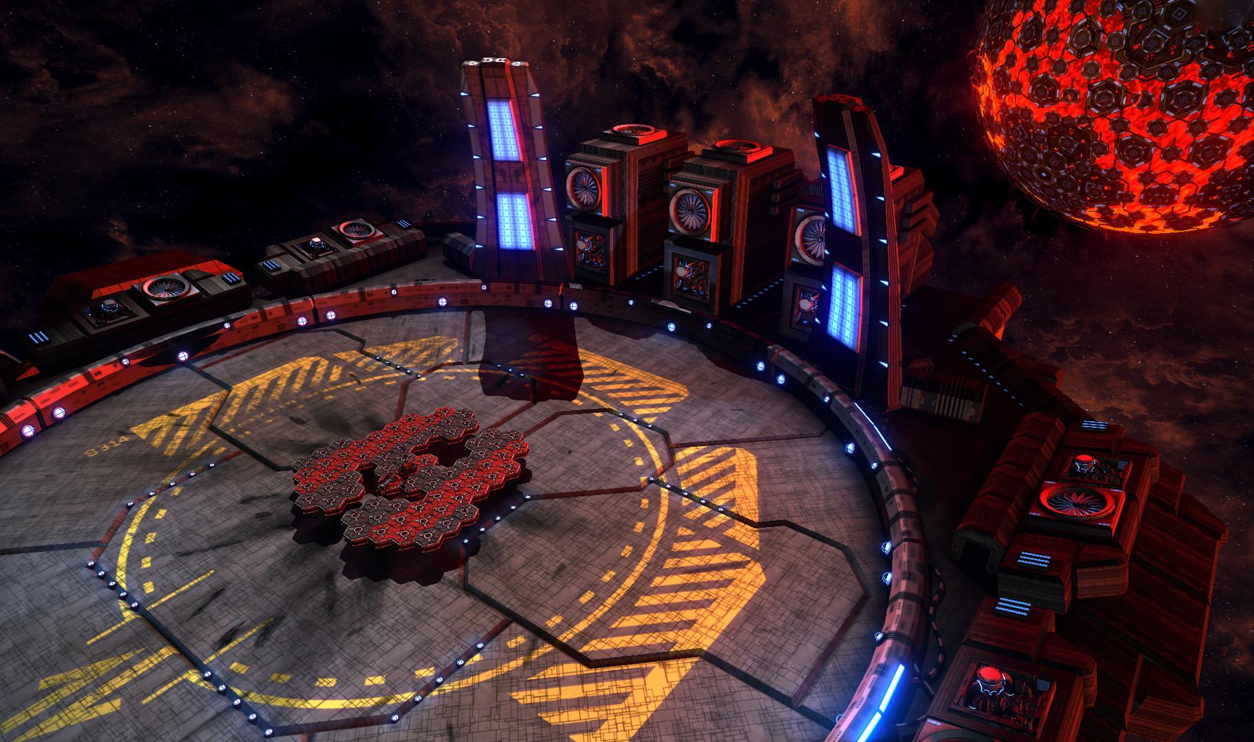 Space Run Galaxy Screenshot 1