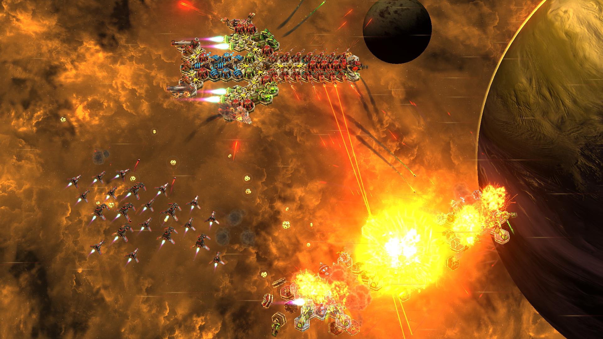 Space Run Galaxy Screenshot 3