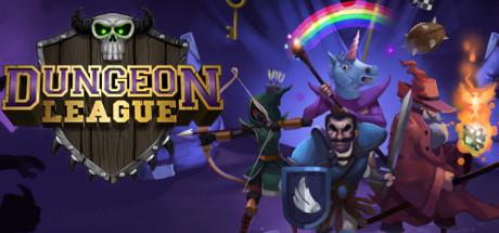 Dungeon League Capa