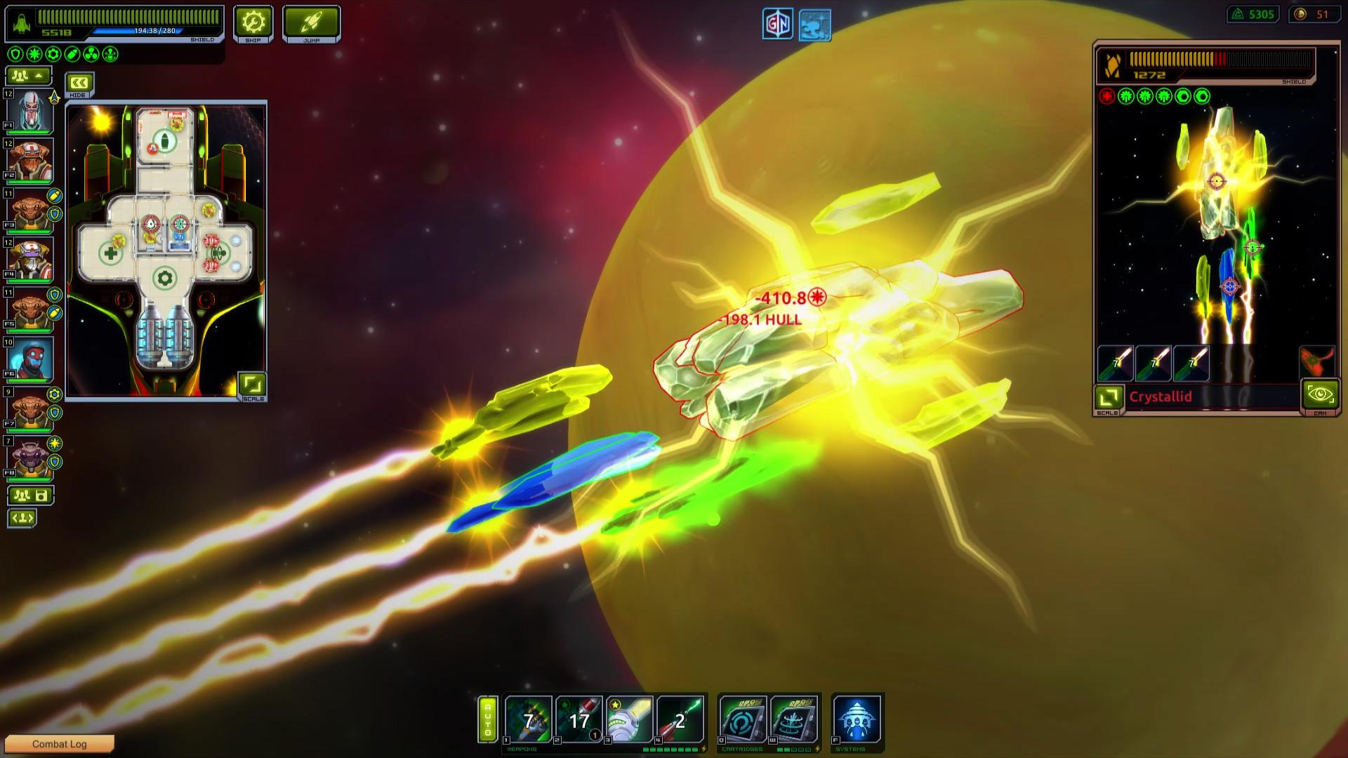 Space Rogue Screenshot 3