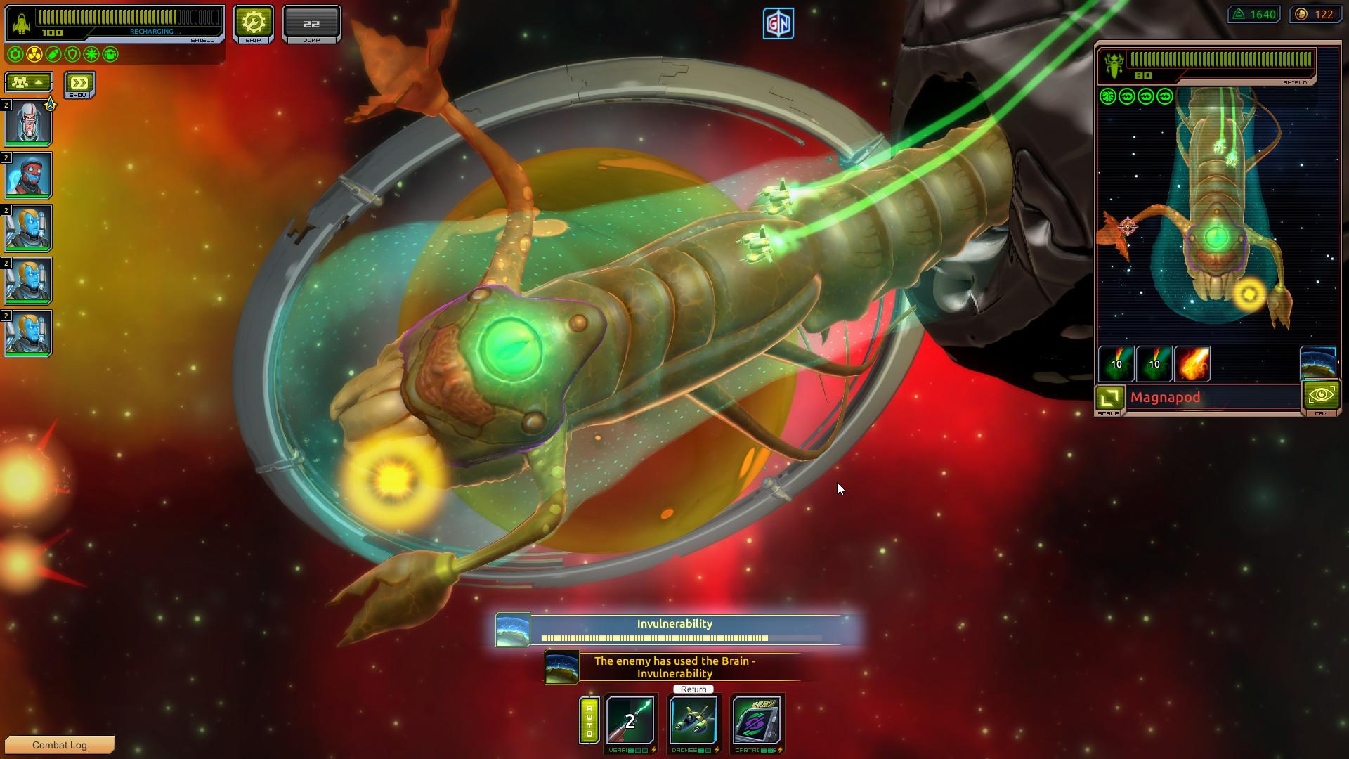 Space Rogue Screenshot 2