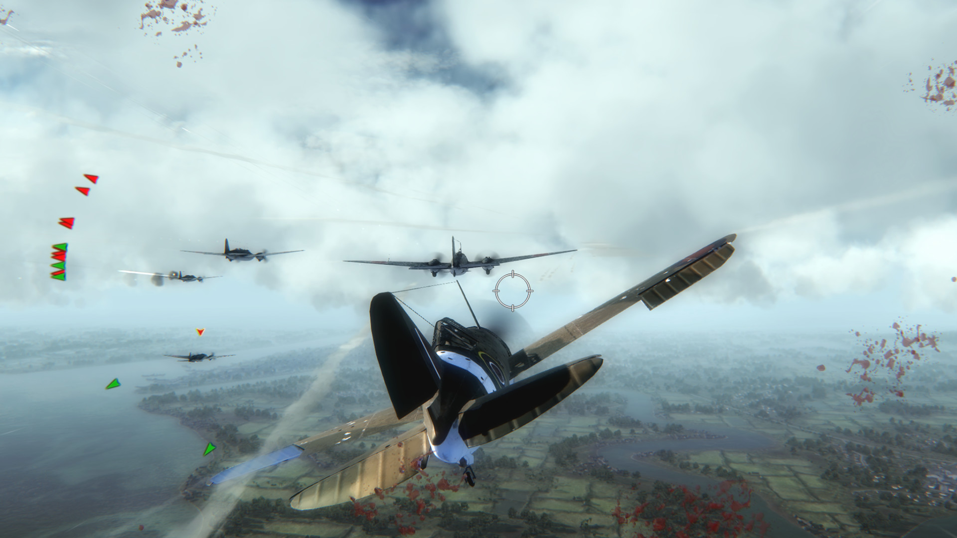 Flying Tigers: Shadows Over China Screenshot 1