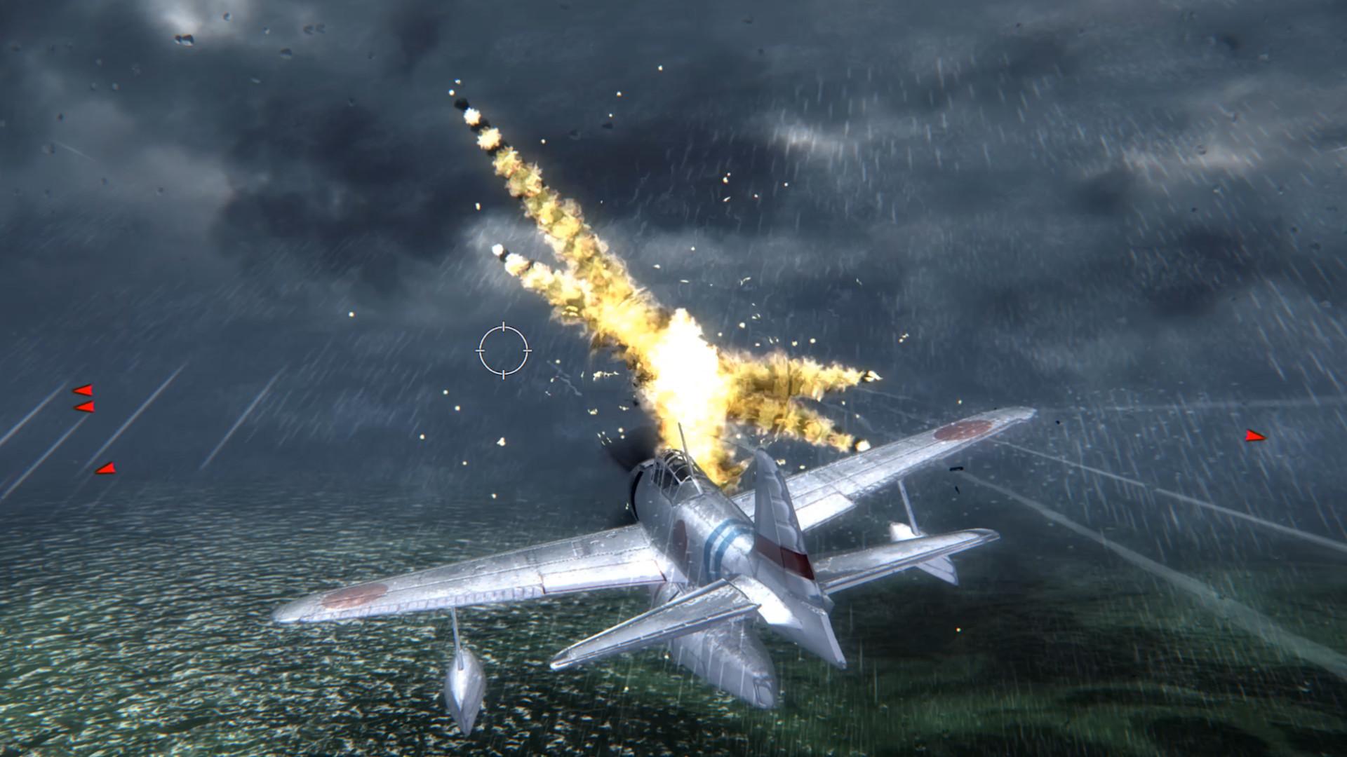 Flying Tigers: Shadows Over China Screenshot 2