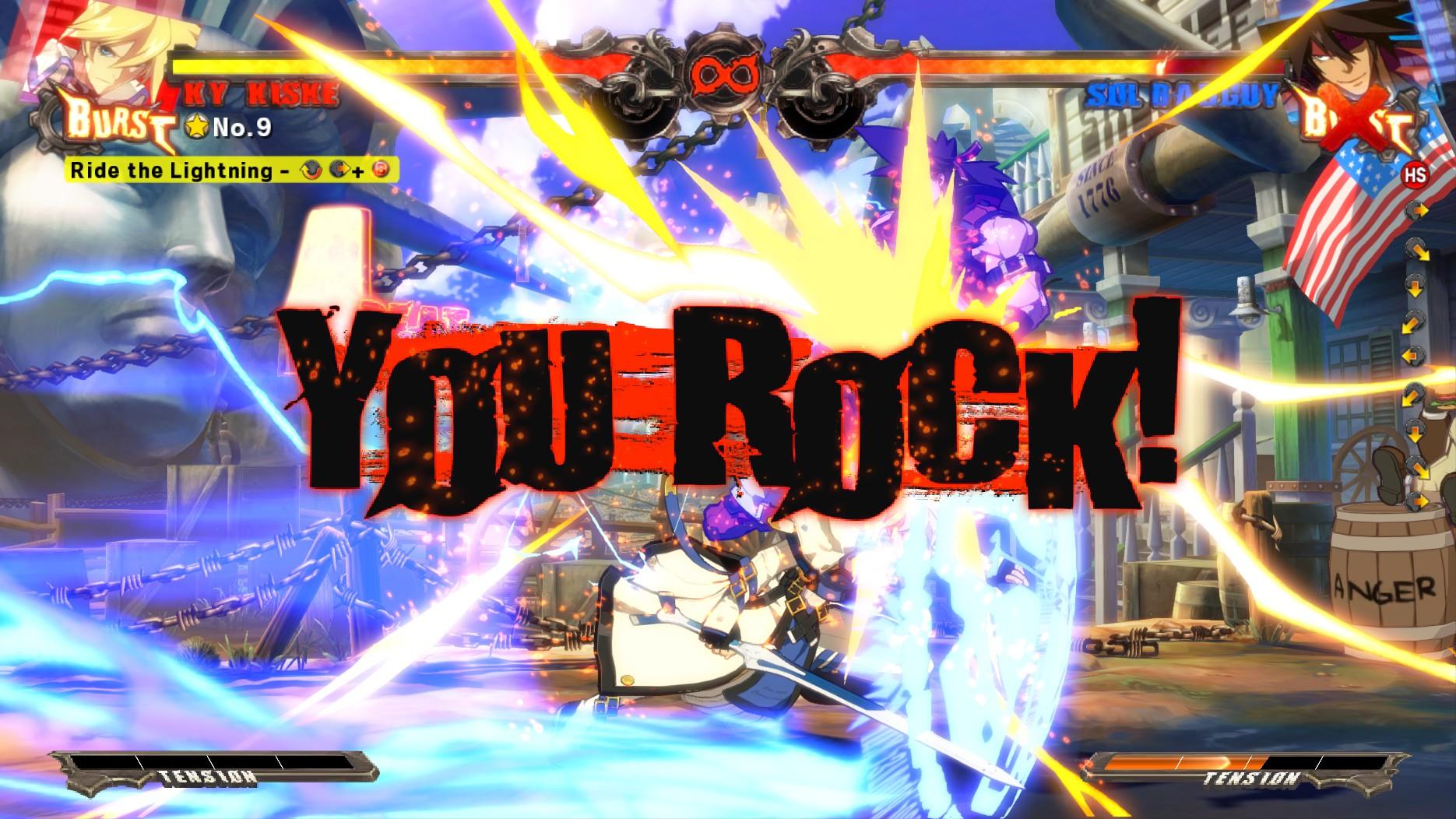 Guilty Gear Xrd -Revelator- Screenshot 2