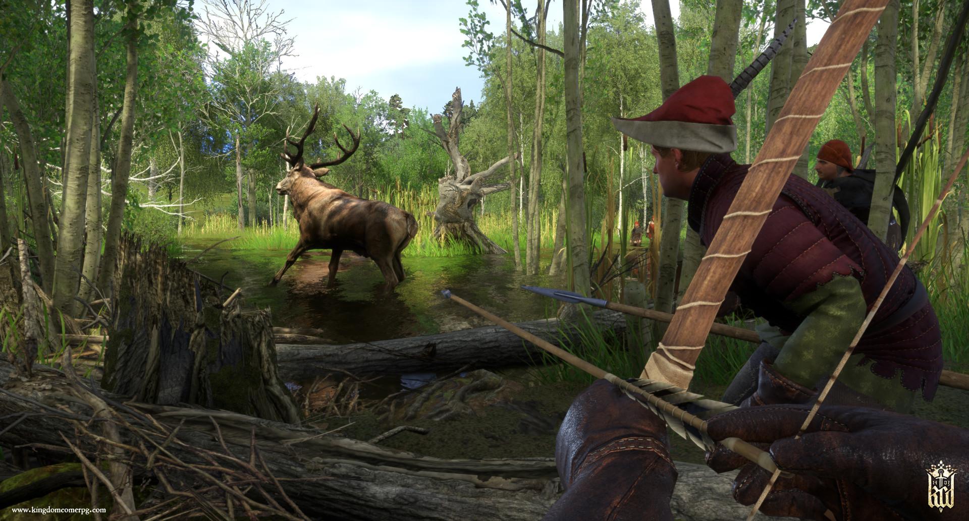 Kingdom Come: Deliverance Screenshot 1