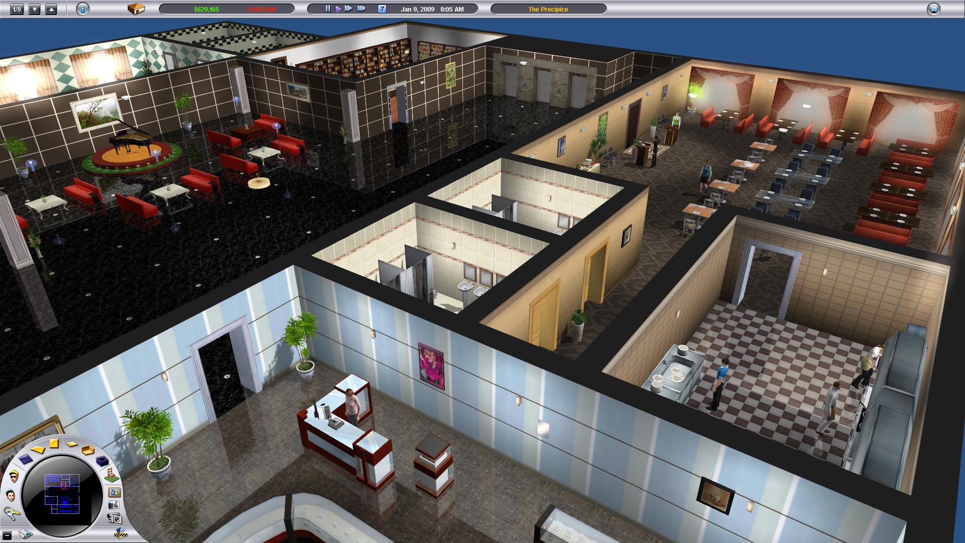Hotel Giant 2 Screenshot 1
