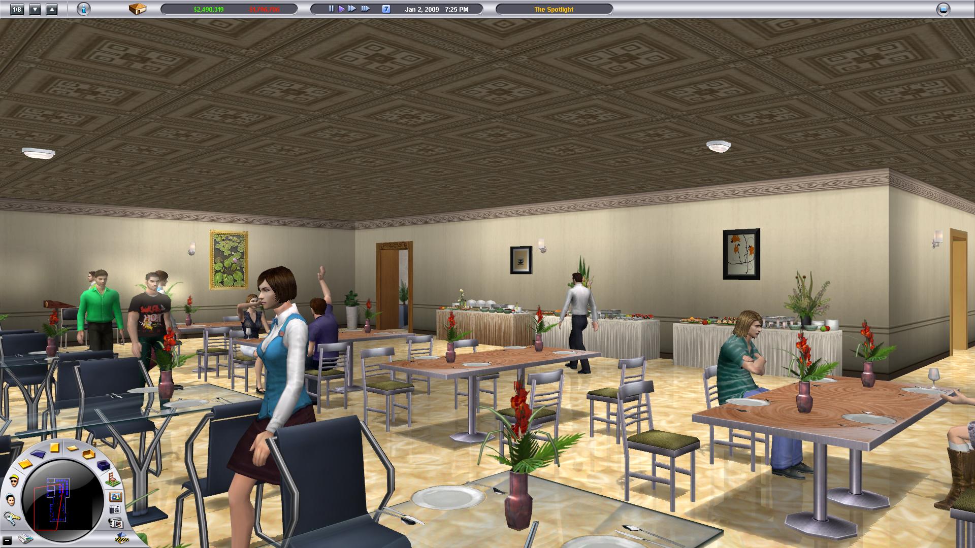 Hotel Giant 2 Screenshot 2