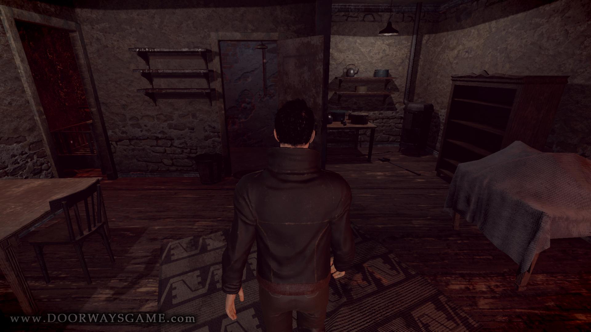Doorways: Holy Mountains of Flesh Screenshot 3