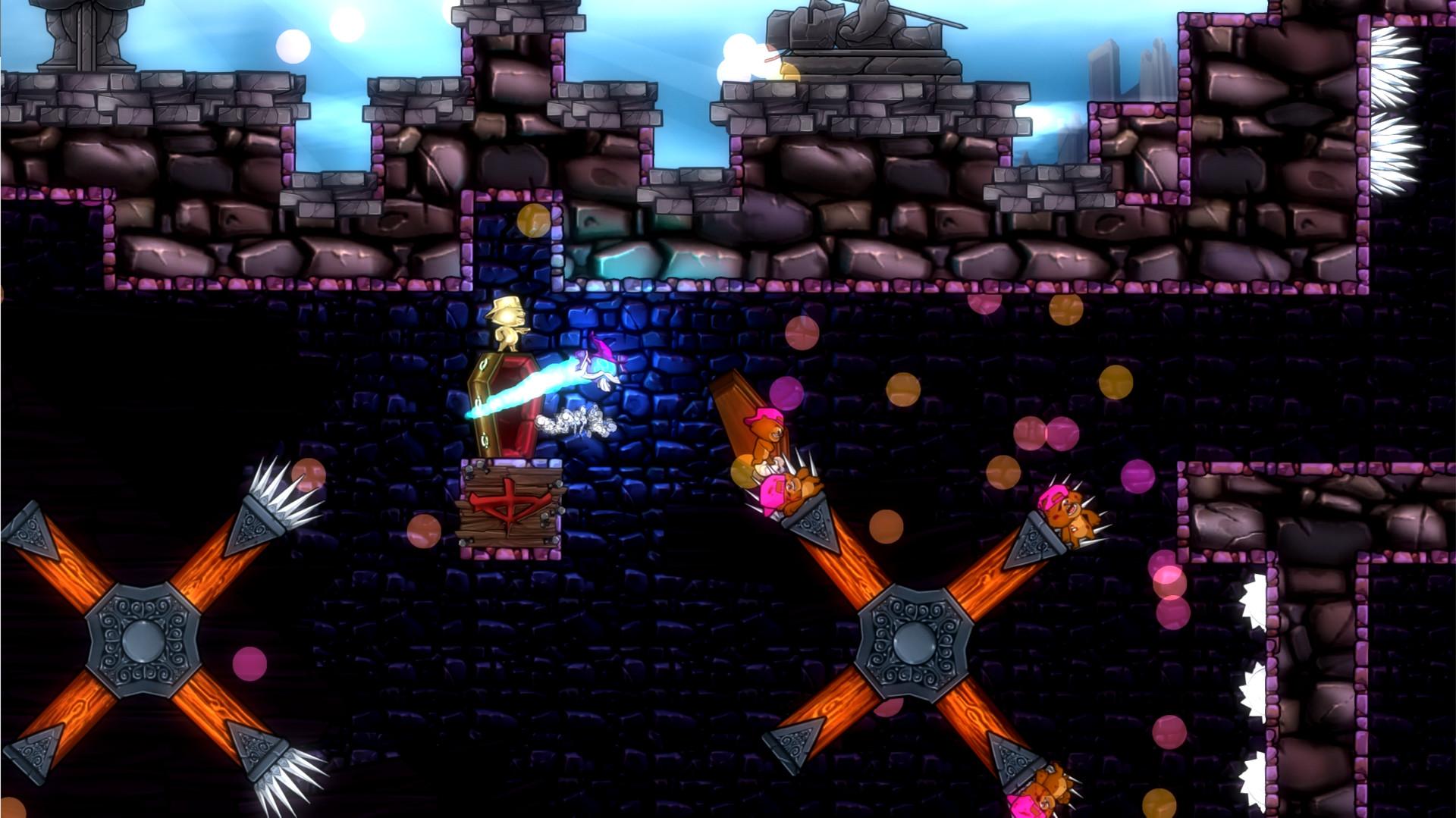 Super Rude Bear Resurrection Screenshot 2
