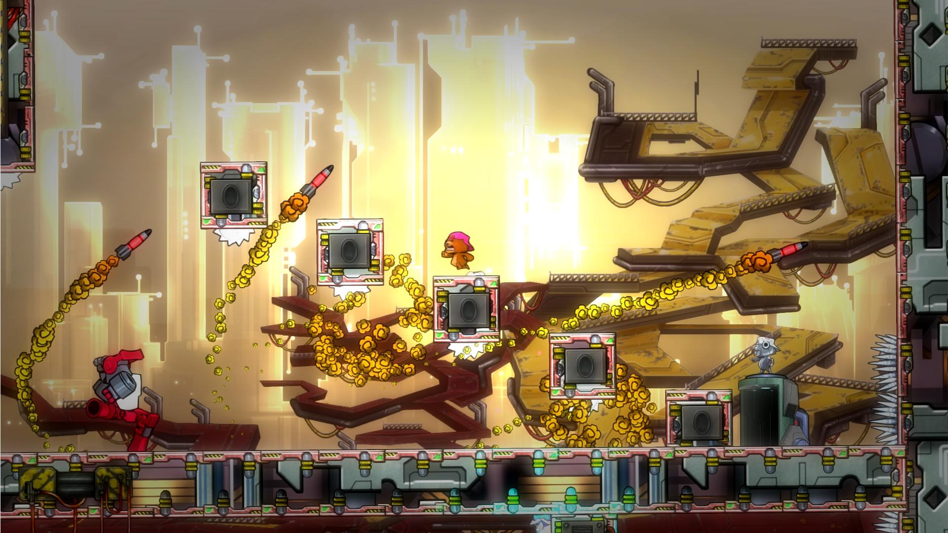 Super Rude Bear Resurrection Screenshot 3