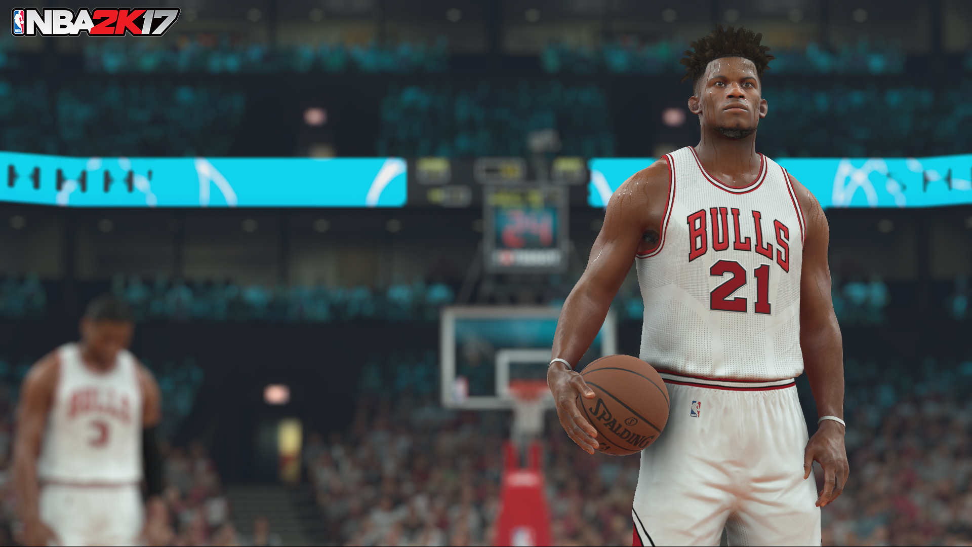 NBA 2K17 Screenshot 1
