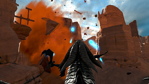 Dragonflight Screenshot