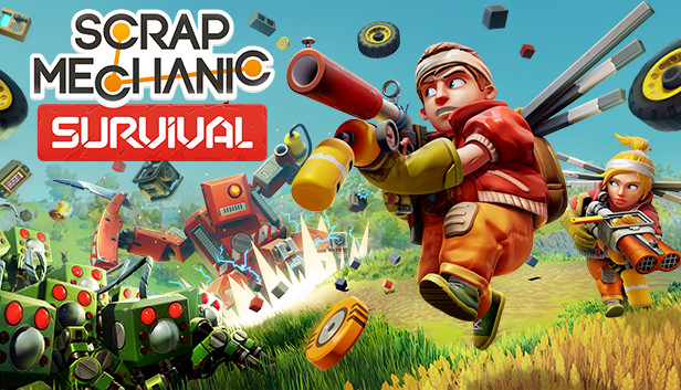Download Scrap Mechanic download free