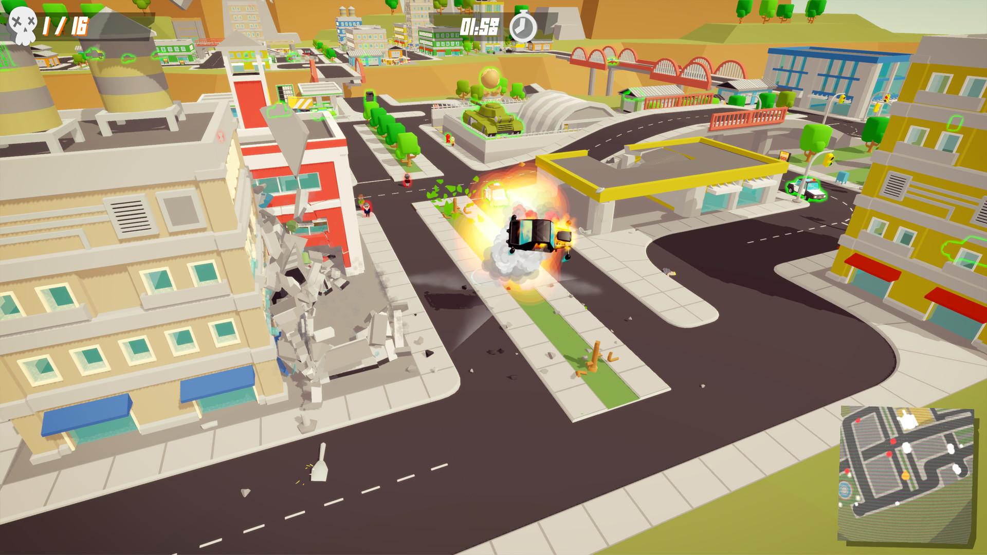 Maximum Override Screenshot 2