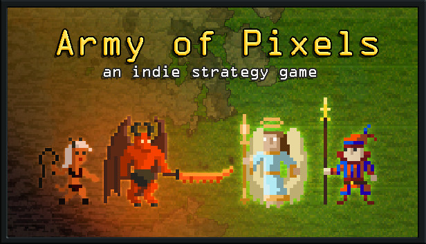 Download Army of Pixels download free