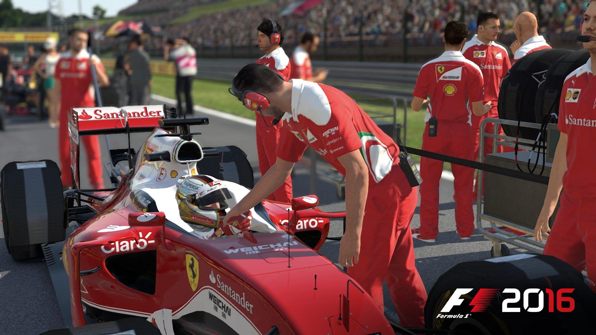 F1 2016 Screenshot 3