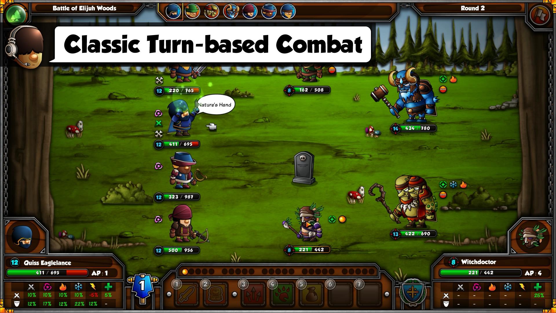 Epic Manager Screenshot 2