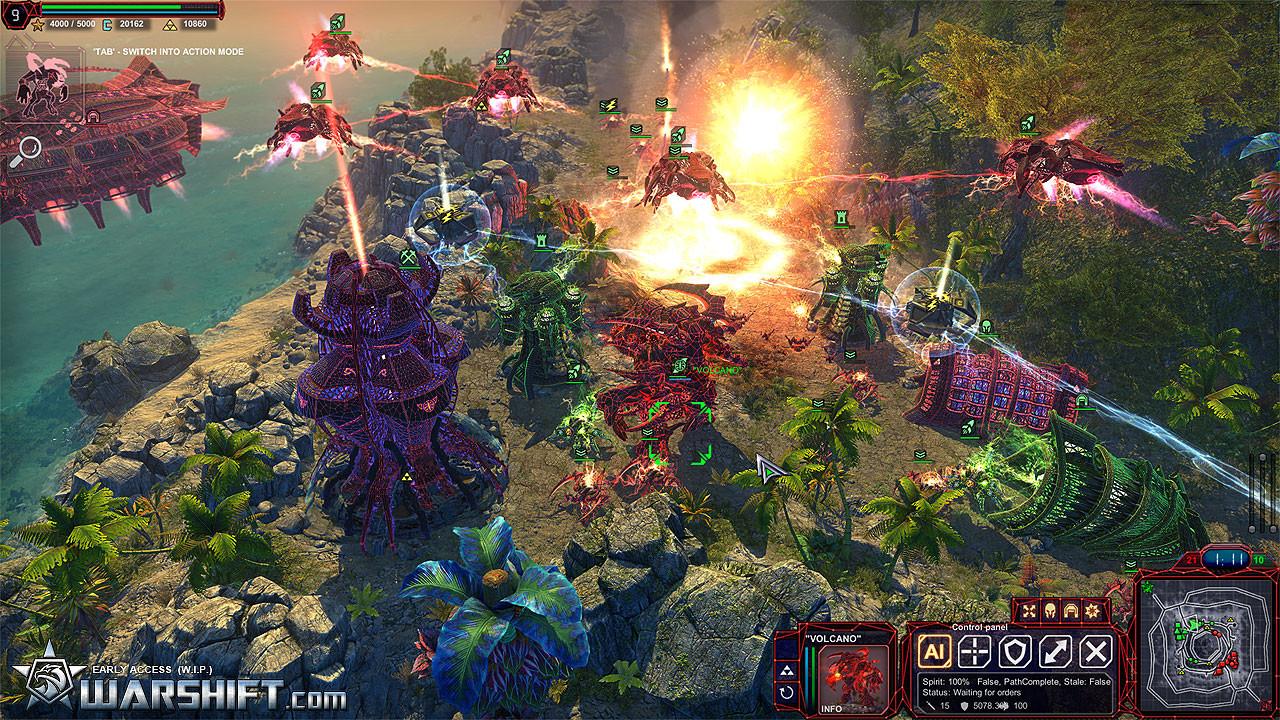 WARSHIFT Screenshot 3