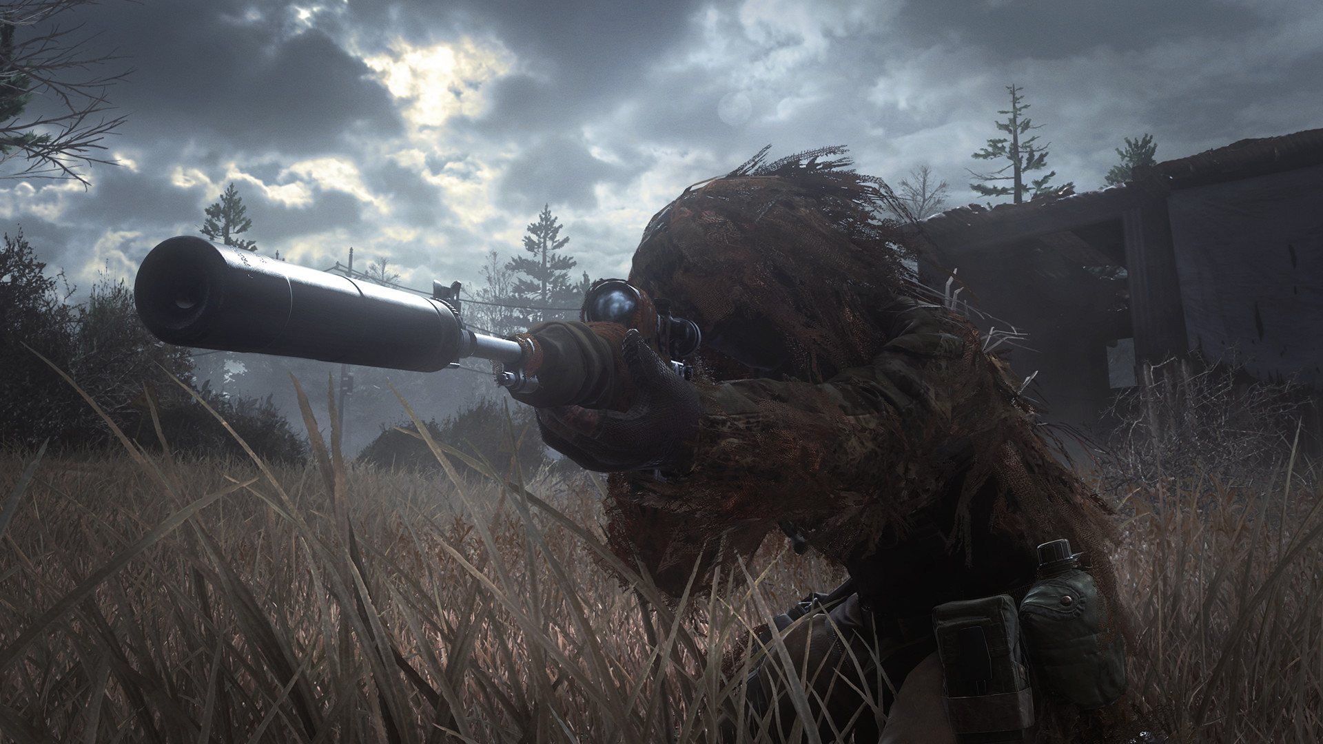 Call of Duty: Modern Warfare Remastered Screenshot 3