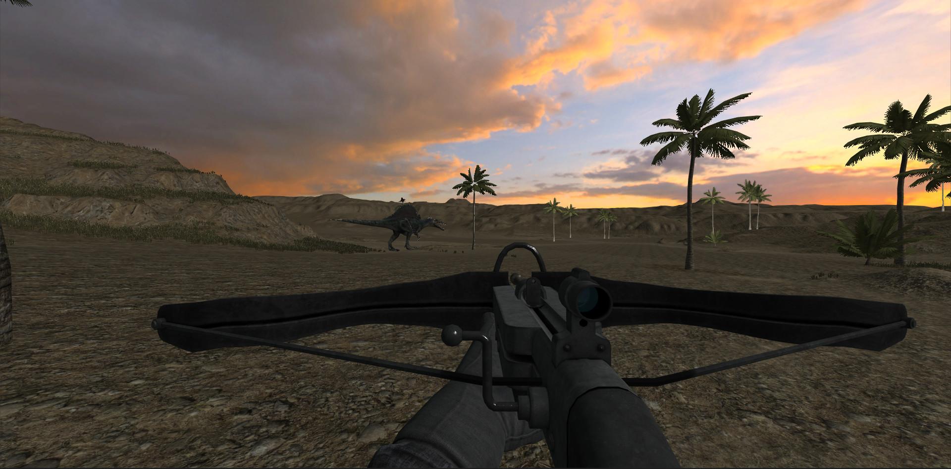 Dinosaur Hunt: Gold Edition Screenshot 2