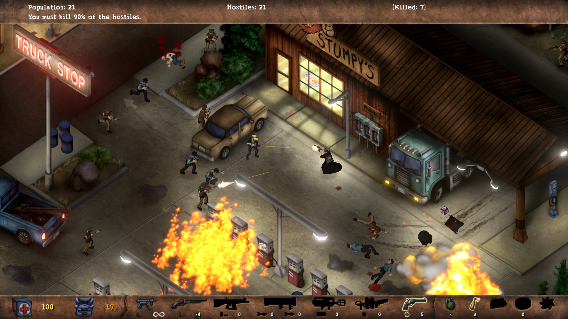 POSTAL Redux Screenshot 2