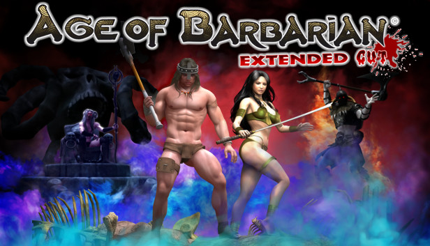 Download Age of Barbarian Extended Cut free download