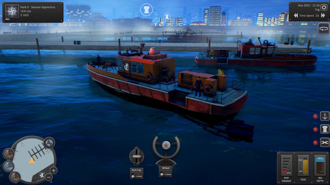 World Ship Simulator Screenshot 1