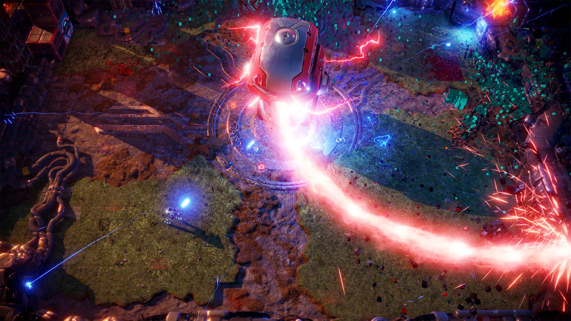 Nex Machina Screenshot 1