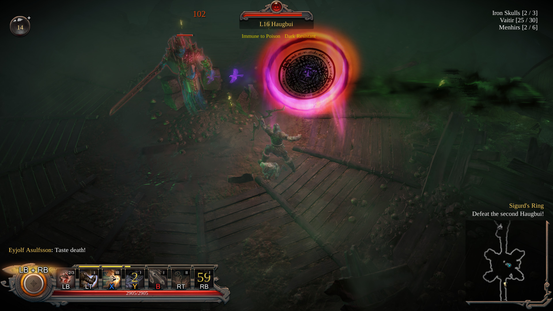 Vikings - Wolves of Midgard Screenshot 1