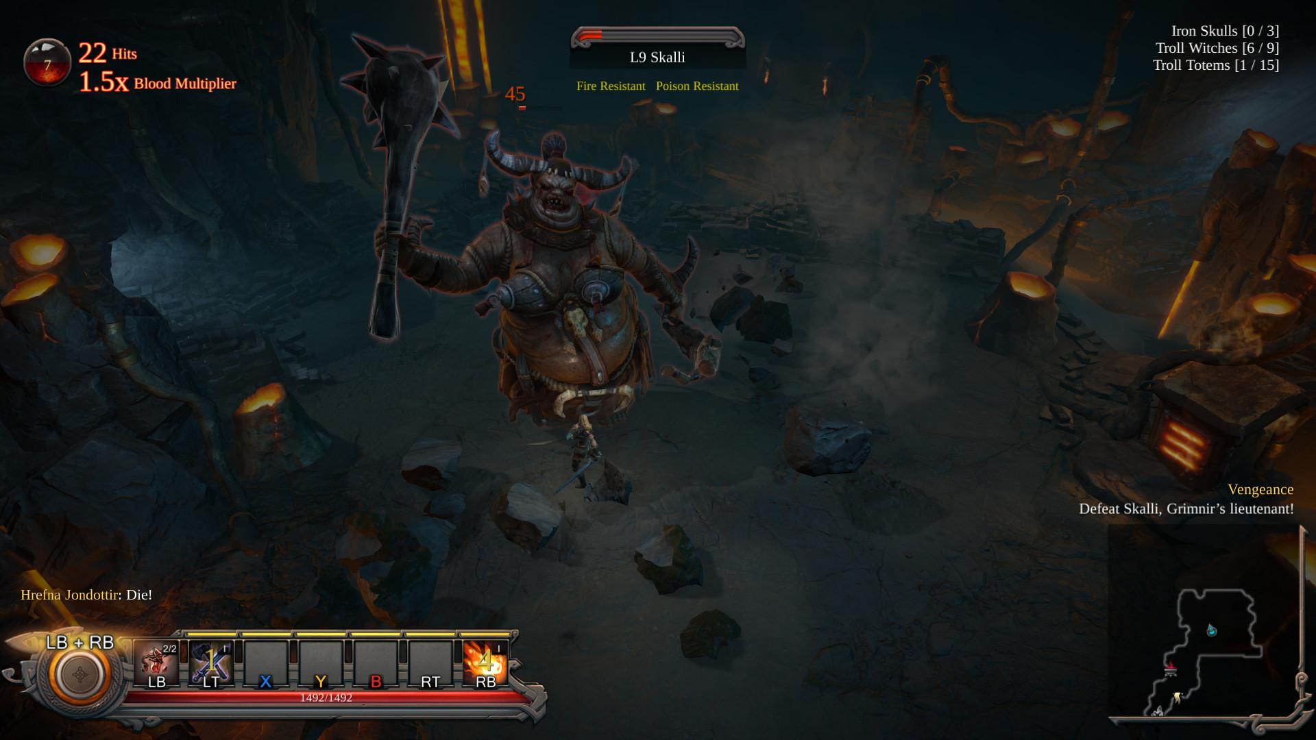 Vikings - Wolves of Midgard Screenshot 2