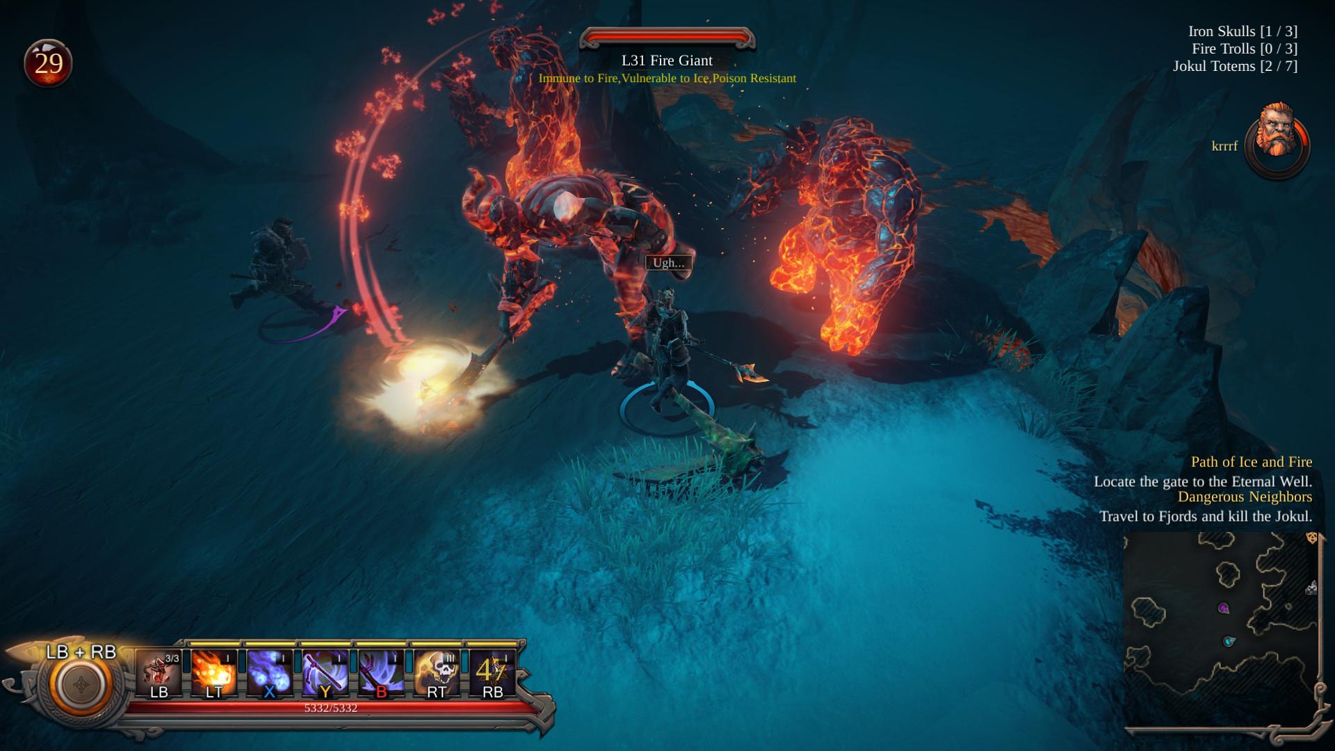 Vikings - Wolves of Midgard Screenshot 3