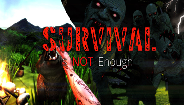 Download Survival Is Not Enough download free