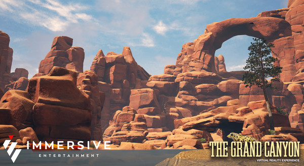 The Grand Canyon VR Experience Screenshot