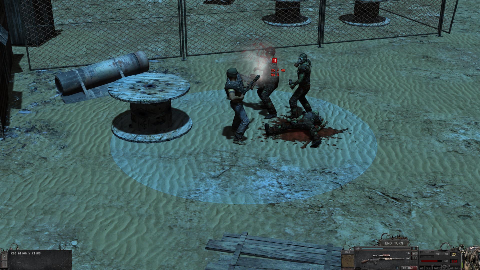 Krai Mira: Extended Cut Screenshot 2